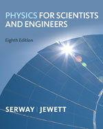 Student Solutions Manual, Volume 2 for Serway/Jewett's Physics for Scientists and Engineers, 8th, ISBN-13: 978-1-4390-4852-8