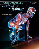 Bundle: Fundamentals of Anatomy and Physiology, 3rd + Study Guide, 978-1-111-12287-4