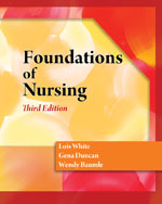Studyware for White/Duncan/Baumle's Foundations of Nursing, 3rd, 978-1-111-53770-8