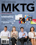 ePack: MKTG (with Marketing CourseMate with eBook Printed Access Card), 5th + WebTutor™ on Blackboard® Instant Access Code, 978-1-133-16548-4