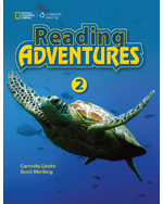 Reading Adventures 2, 1st Edition, 978-0-8400-3036-8