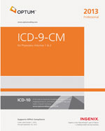 ICD-9-CM Professional for Physicians, Volumes 1 & 2 - 2013, 1st Edition, 978-1-60151-616-9