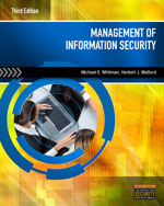 Cengage Learning eBook Instant Access Code for Whitman/Mattord's Management of Information Security, 3rd Edition, 978-1-111-31291-6