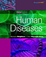 Human Diseases (Book Only), 3rd Edition, 978-1-111-32002-7