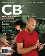 CB3 (with Marketing CourseMate with eBook Printed Access Card), 3rd Edition, 978-0-8400-5851-5