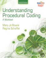 Understanding Procedural Coding: A Worktext, 2nd Edition, 978-1-111-03746-8