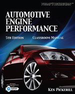 Today's Technician: Automotive Engine Performance Classroom Manual and Shop Manual, 5th Edition, 978-1-4354-2823-2