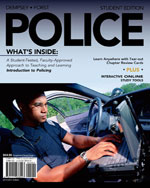 WebTutor™ Advantage on WebCT Instant Access Code for Dempsey's POLICE, 1st Edition, 978-1-111-13726-7