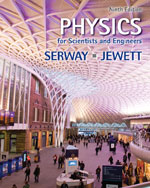 Study Guide with Student Solutions Manual, Volume 1 for Serway/Jewett's Physics for Scientists and Engineers, 9th, ISBN-13: 978-1-285-07168-8