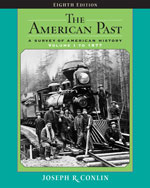 The American Past: A Survey of American History, Volume I: To 1877, 8th Edition, 978-0-495-05057-5