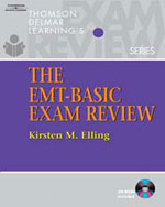 The EMT Basic Exam Review, 1st Edition, 978-1-4018-9152-7