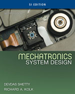 Mechatronics System Design, SI Version, 2nd Edition, 978-1-4390-6199-2