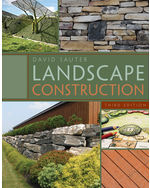 Landscape Construction, 3rd Edition, 978-1-4354-9718-4