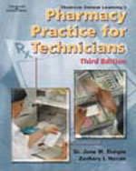 Delmar's Pharmacy Practice for Technicians, 3rd Edition, 978-1-4018-4857-6