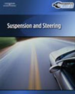Professional Automotive Technician Training Series: Suspension and Steering Computer Based Training (CBT) , 1st Edition, 978-1-4180-4237-0