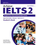 eWorkbook Achieve IELTS 2: Workbook, 1 Year Access, 2nd Edition, 978-1-285-19042-6