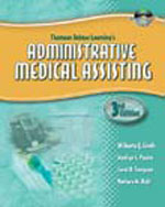 Delmar's Administrative Medical Assisting, 3rd Edition, 978-1-4018-8135-1