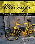 Student Activities Manual for Moneti/Lazzarino's Da capo, 978-1-4282-9015-0