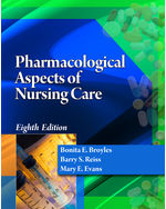 Pharmacological Aspects of Nursing Care, 8th Edition, 978-1-4354-8920-2