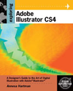 Exploring Adobe Illustrator CS4, 1st Edition, 978-1-4354-4202-3