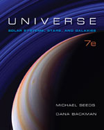 Bundle: Universe: Solar System, Stars, and Galaxies, 7th + Enhanced WebAssign with eBook LOE Printed Access Card for One-Term Math and Science, 978-1-111-97941-6