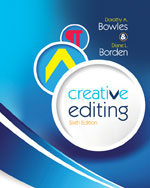 Creative Editing, 6th Edition, 978-1-4390-8269-0