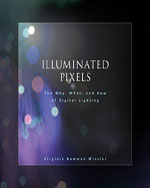 Illuminated Pixels: The Why, What, and How of Digital Lighting, 1st Edition, 978-1-4354-5635-8