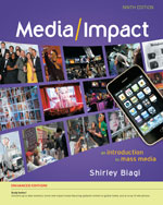 Media/Impact: An Introduction to Mass Media, Enhanced, 9th Edition, 978-0-495-79816-3