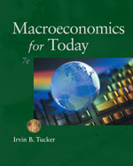 Study Guide for Tucker's Macroeconomics for Today, 978-1-111-22248-2