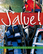 Student Activity Manual for Riga's Salve!, ISBN-13: 978-0-495-91410-5