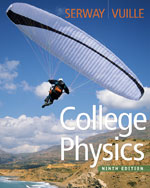 Student Solutions Manual with Study Guide, Volume 2 for Serway/Faughn/Vuille's College Physics, 9th, ISBN-13: 978-0-8400-6867-5