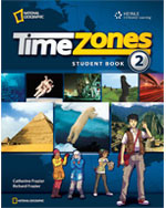 Time Zones 2: Workbook, 978-1-4240-6117-4