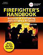 Firefighter's Handbook: Essentials of Firefighting and Emergency Response, 2e, 2nd Edition, 978-1-4018-3575-0