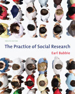 Bundle: The Practice of Social Research, 12th + WebTutor™­ on Blackboard® Printed Access Card, 978-0-495-78938-3