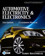Classroom Manual - Today's Technician: Automotive Electricity & Electronics, 5th, 978-1-4354-7008-8