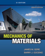 Mechanics of Materials, SI Edition, 8th Edition, 978-1-111-57774-2