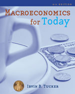 Study Guide for Tucker's Macroeconomics for Today, 6th, 978-0-324-78205-9