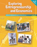 Exploring Entrepreneurship and Economics (with CD-ROM), 1st Edition, 978-0-538-72934-5
