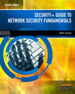 Security+ Guide to Network Security Fundamentals, 4th Edition, 978-1-111-64012-5