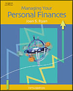 Managing Your Personal Finances, 5th Edition, 978-0-538-44175-9