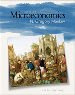 Bundle: Principles of Microeconomics, 5th + WebTutor™ on Blackboard® Printed Access Card, 978-0-324-82461-2