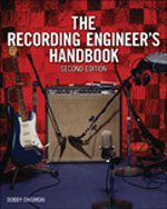 The Recording Engineer's Handbook, 2nd Edition, 978-1-59863-867-7