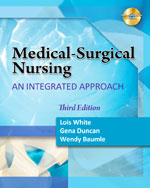 Medical Surgical Nursing: An Integrated Approach, 3rd Edition, 978-1-4354-8802-1
