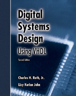 Digital Systems Design Using VHDL, 2nd Edition, 978-0-534-38462-3
