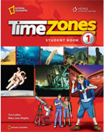 Time Zones 1: Student Book Combo Split B with MultiROM, 1st Edition, 978-1-4240-6446-5