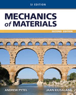 Mechanics of Materials, SI Edition, 2nd Edition, 978-1-4390-6220-3
