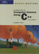 Introduction to Computer Science Using C++, Third Edition, 3rd Edition, 978-0-619-03452-8