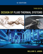 Design of Fluid Thermal Systems - SI Version , 3rd Edition, 978-0-495-66799-5