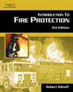 Introduction to Fire Protection, 3rd Edition, 978-1-4180-0177-3