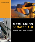Mechanics of Materials, 7th Edition, 978-0-534-55397-5